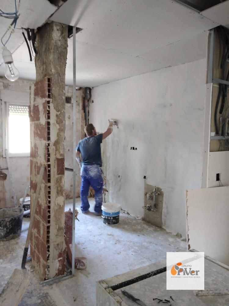 reforma integral de vivienda en alcorcon 7