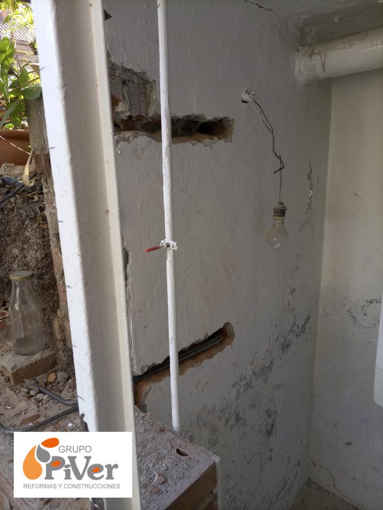 reforma casa parcela alcorcon 72