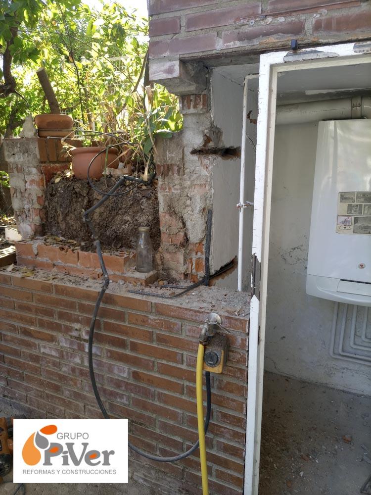 reforma casa parcela alcorcon 73
